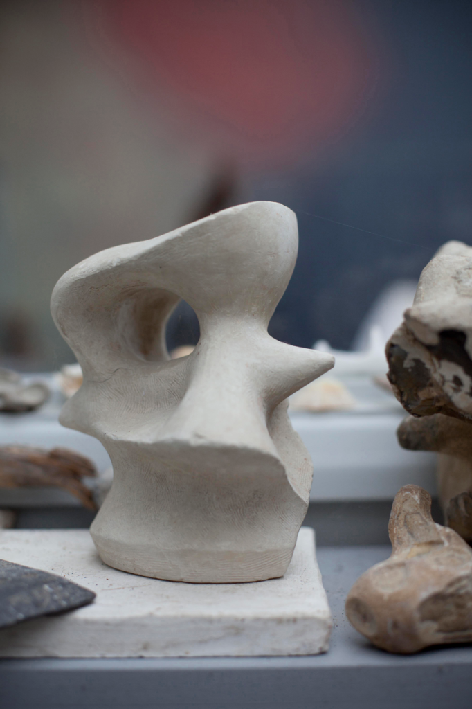 Henry Moore_Maquette for Spindle Piece, 1968 © Henry Moore Foundation archive Photo Jonty Wilde