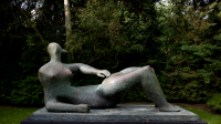 Henry Moore_Reclining Figure, 1982 © Henry Moore Foundation archive Photo Jonty Wilde