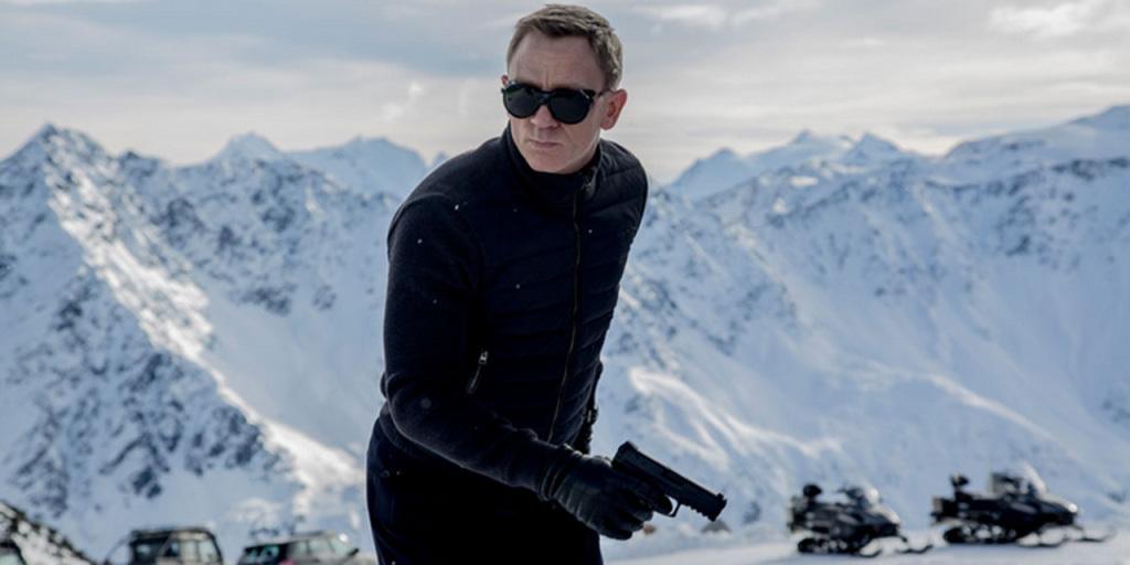 Image du film James Bond Spectre