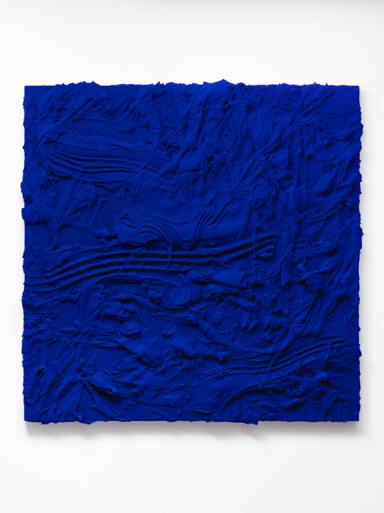 Jason Martin, As yet untitled II, 2018