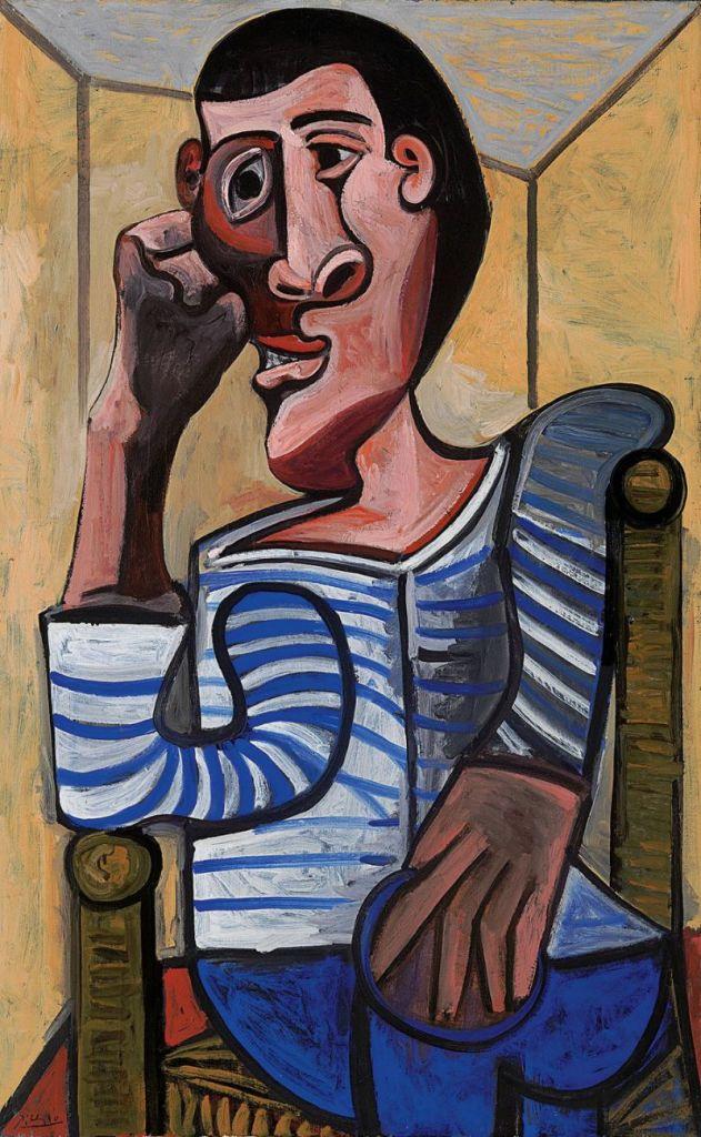 Le Marin - Pablo Picasso