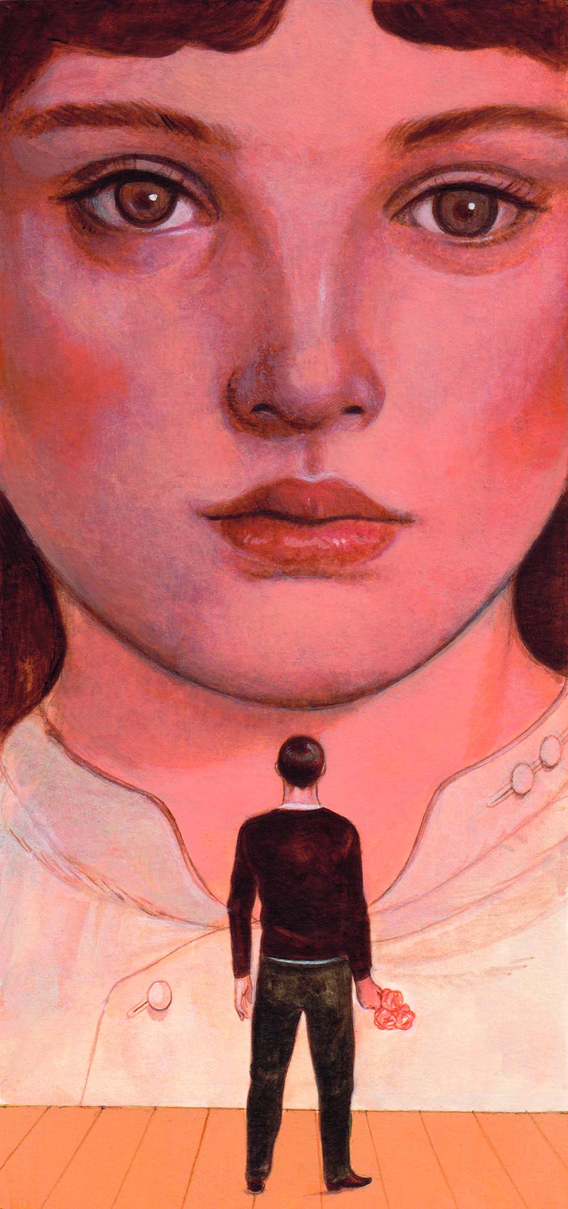 Le visage