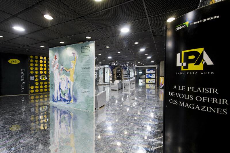 LPA Expo Andy WARHOL Parc République 09