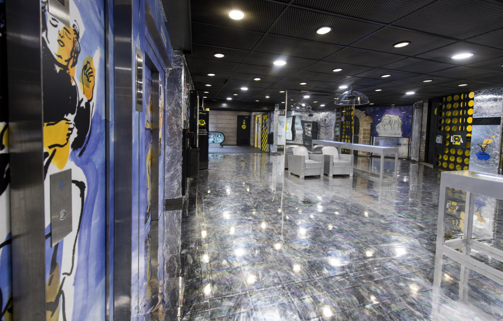 LPA Expo Andy WARHOL Parc République 19