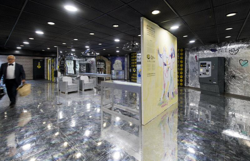 LPA Expo Andy WARHOL Parc République 32