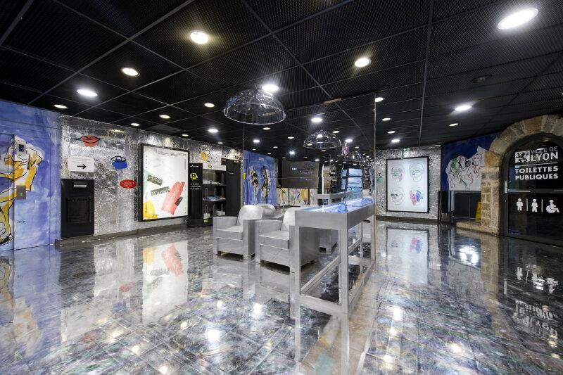 LPA Expo Andy WARHOL Parc République 40