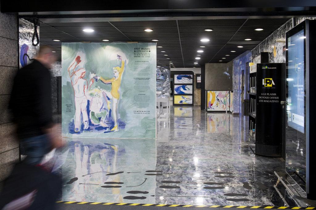 LPA Expo Andy WARHOL Parc République 54