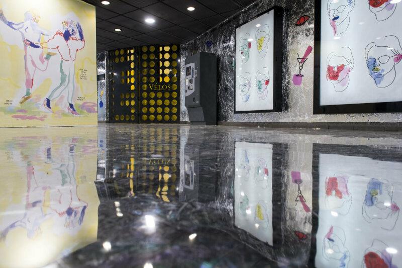 LPA Expo Andy WARHOL Parc République 61