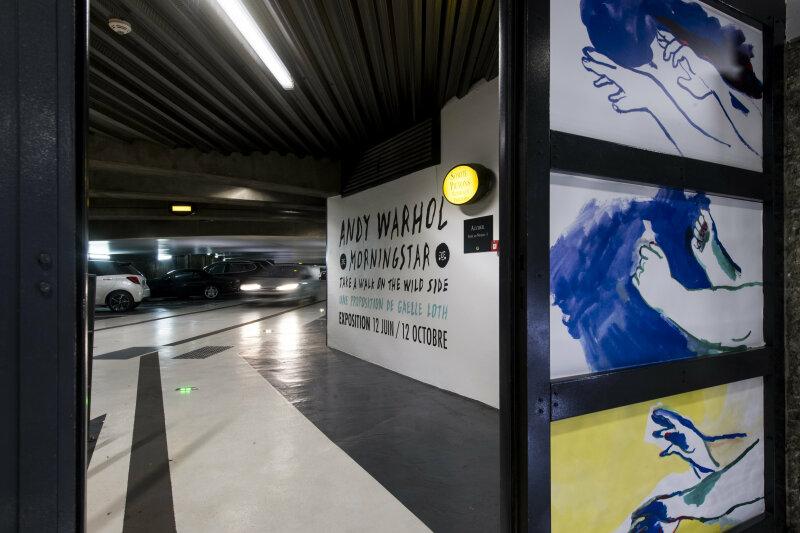 LPA Expo Andy WARHOL Parc République 73