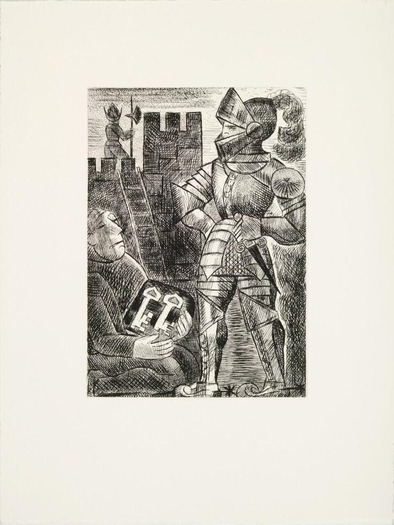 MarcelLivre Dix contes de Gaspard de la nuit, d'Aloysius Bertrand illustrés chacun par Marcel Gromaire 1962,