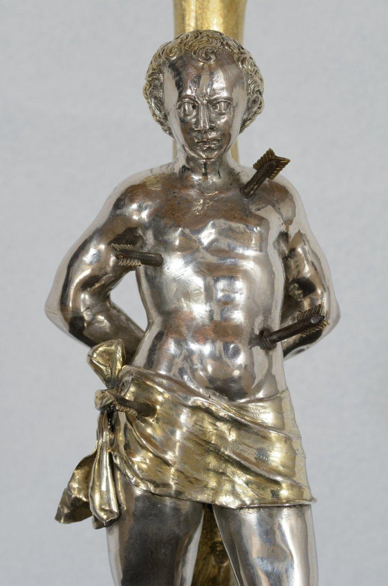 Martyre Saint Sébastien