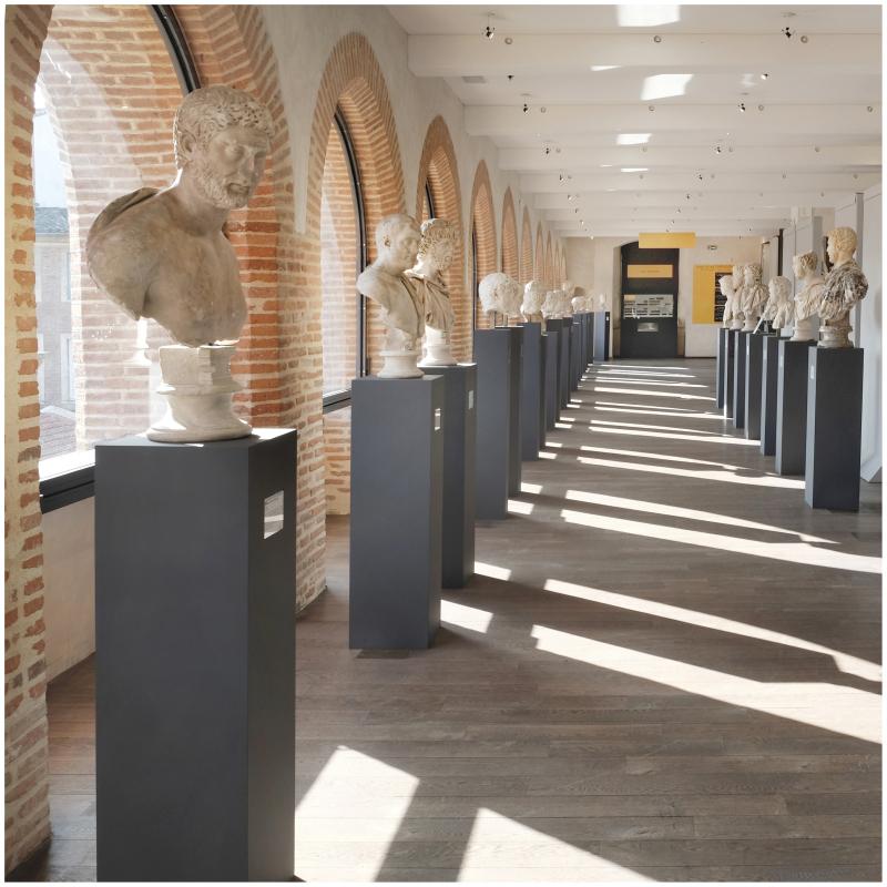 Musée Saint Raymond, Toulouse
