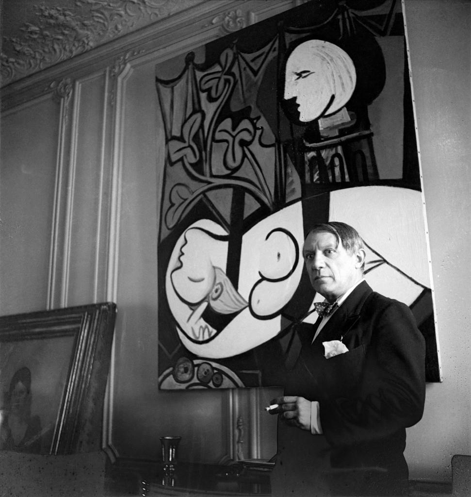 Pablo Picasso, 1932 by Cecil Beaton