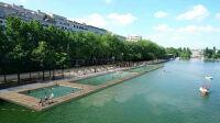 Paris Plages, La Villette