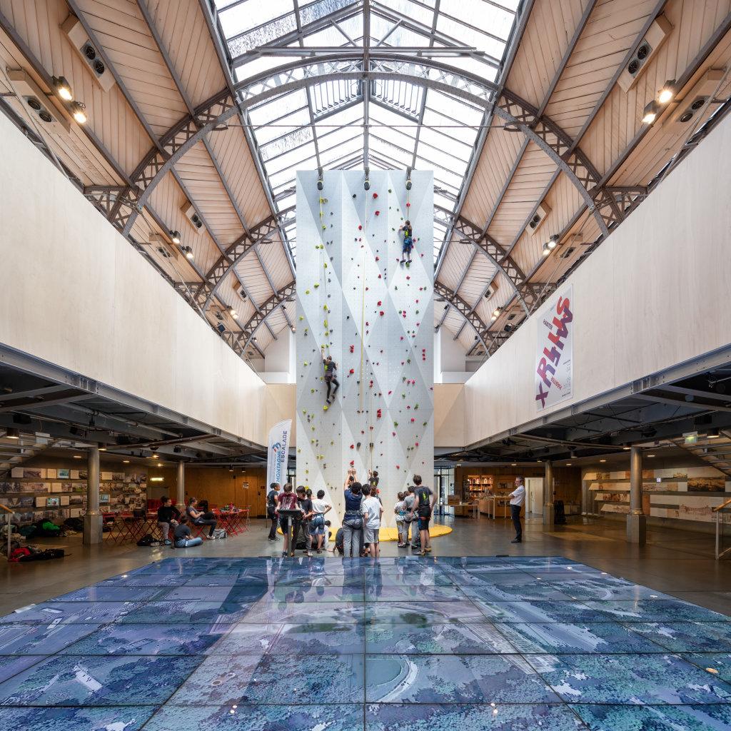 Pavillon vertical - © Pierre L Excellent