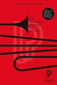 Concert Saison 2018 19 Philharmonie De Paris Arts In The City