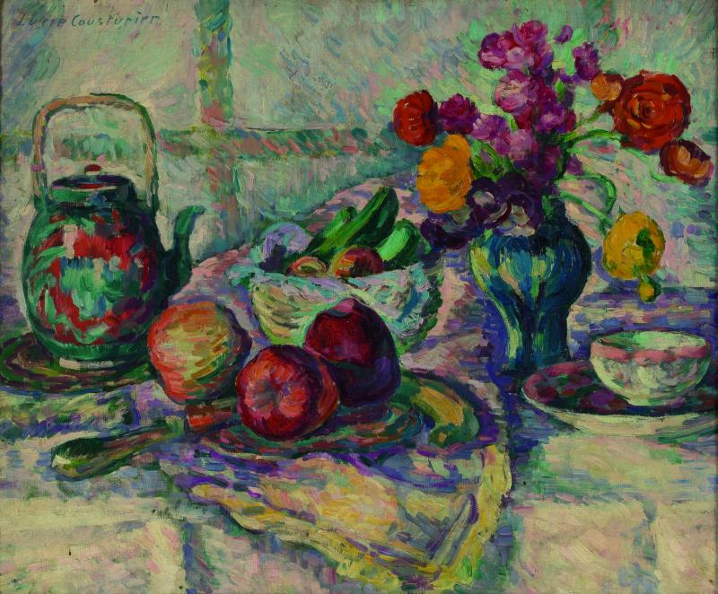 Pommes_et_fleurs