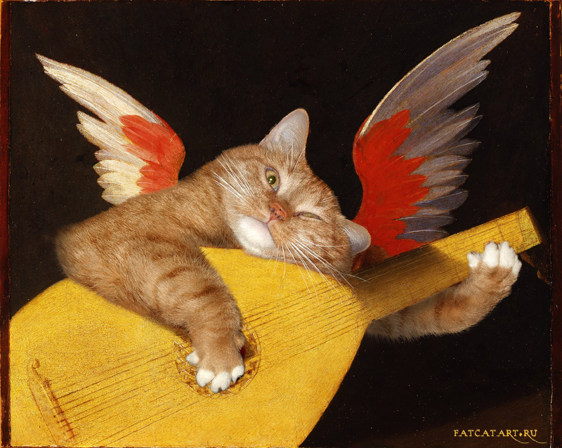 Rosso Fiorentino, Musical Angel Cat