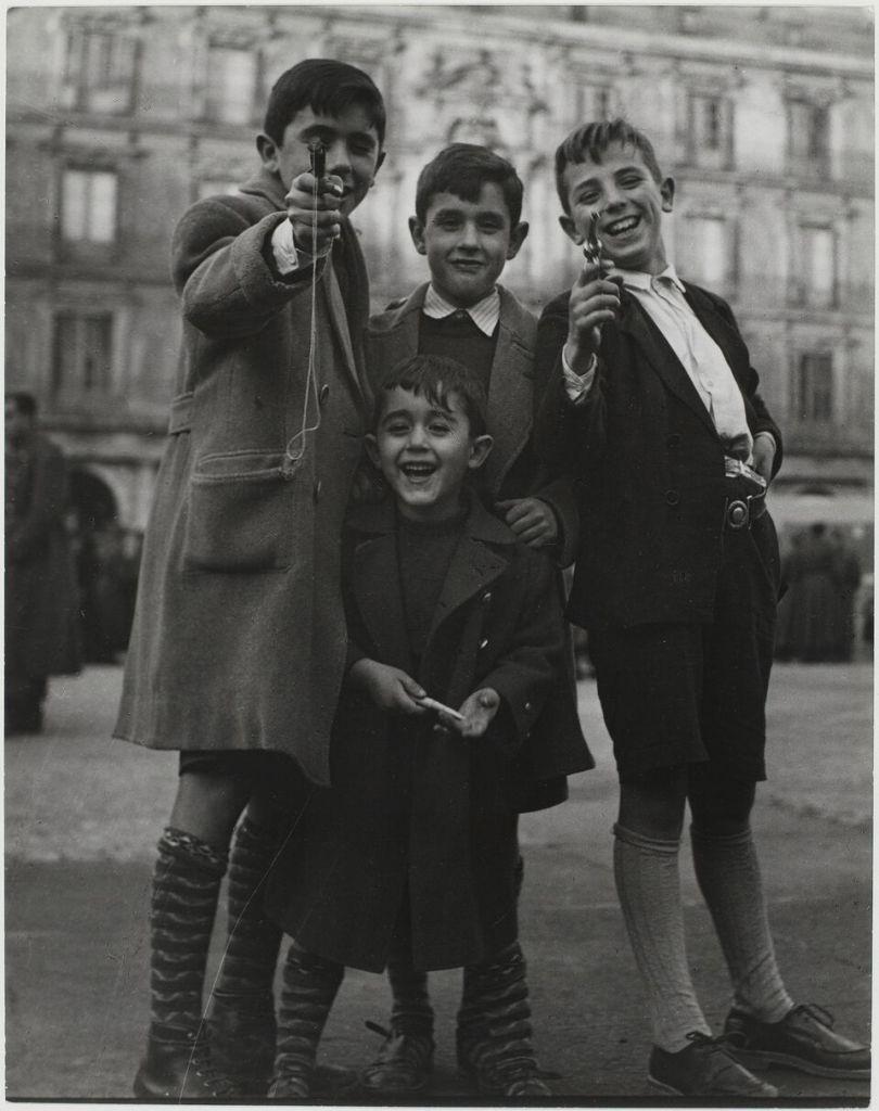 Sabine Weiss, Madrid, Espagne, 1950