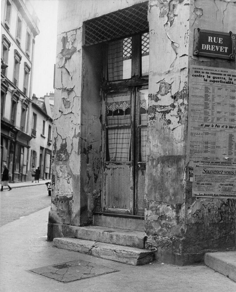 Sabine Weiss, Paris, 1951