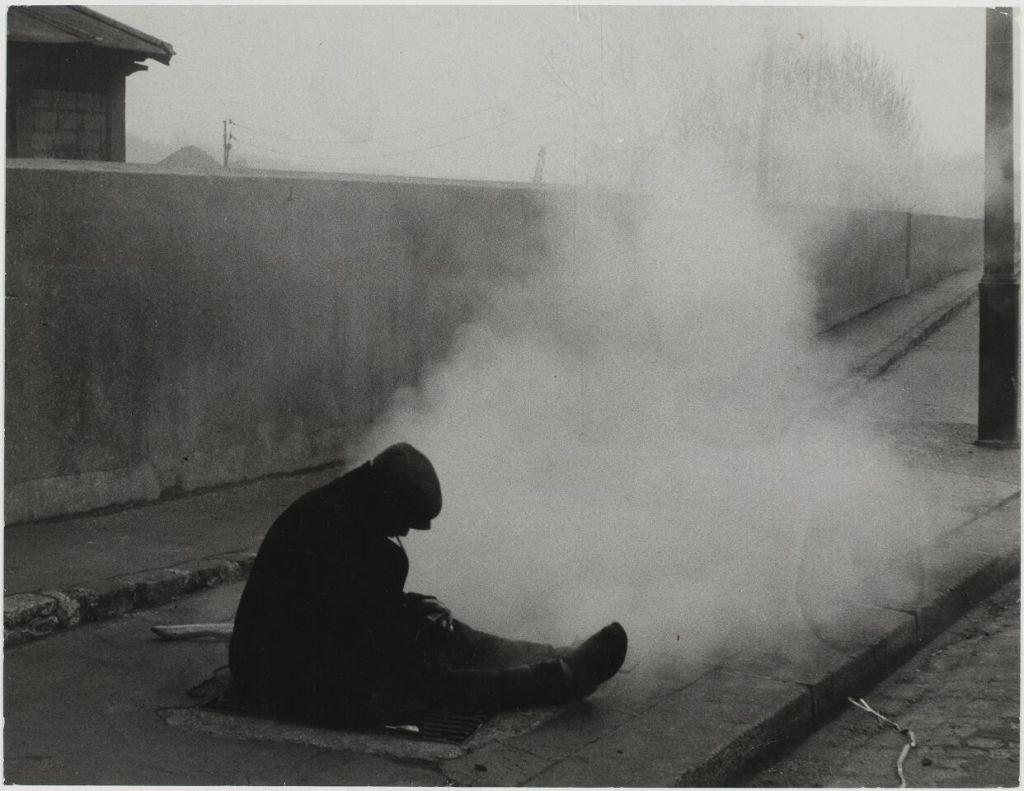 Sabine Weiss, Paris, France, 1952