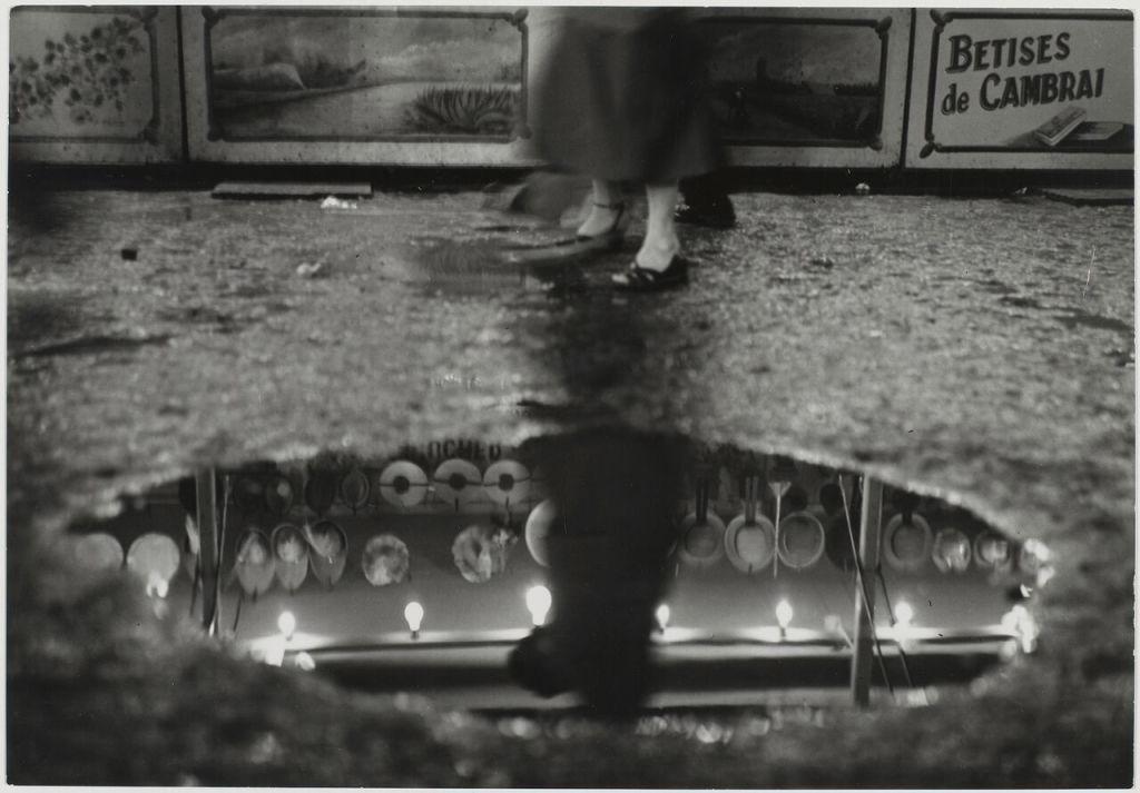 Sabine Weiss, Paris, France, 1954