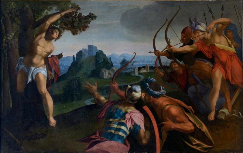 Le Martyre de St Sebastien