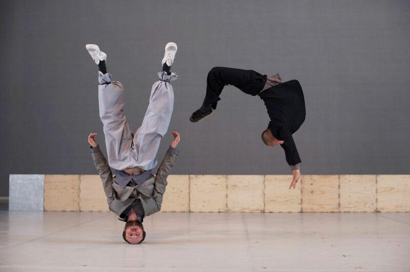Sutra, chorégraphie de Sidi Larbi Cherkaoui, Photographies de Hugo Glendinning, 2009© Hugo Glendinning