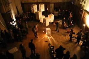 Actu - Le Secret, nouveau rendez-vous du théâtre immersif à Paris