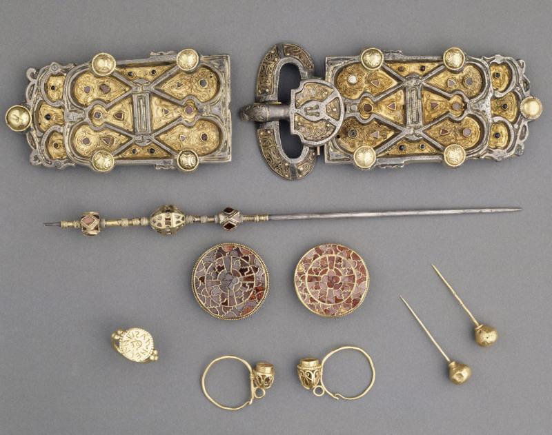 Trésors des collections - Musée d'archéologie nationale, Saint Germain en Laye (1)