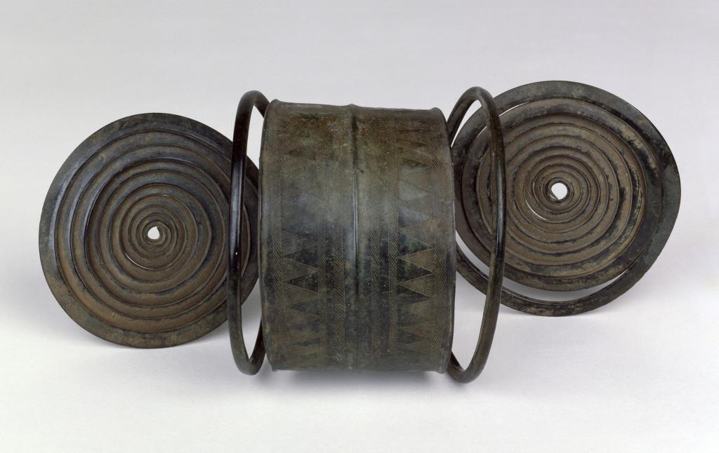 Trésors des collections - Musée d'archéologie nationale, Saint Germain en Laye (19)