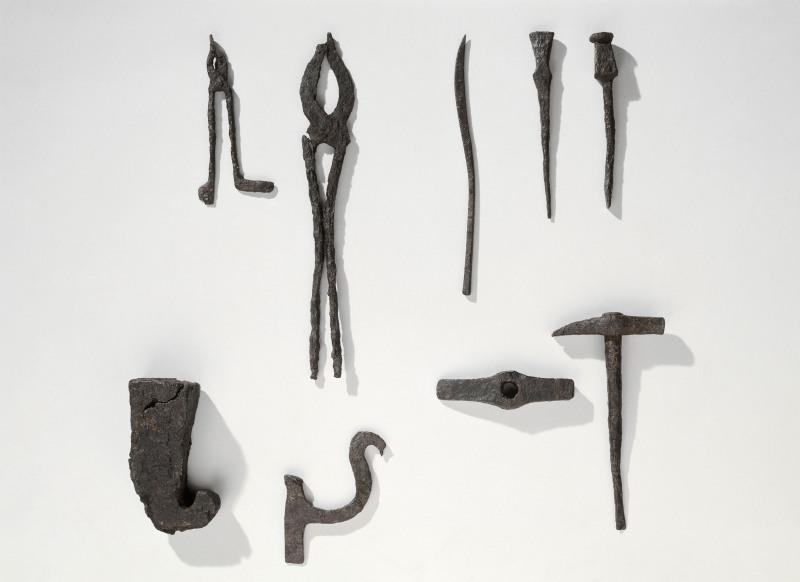 Trésors des collections - Musée d'archéologie nationale, Saint Germain en Laye (22)