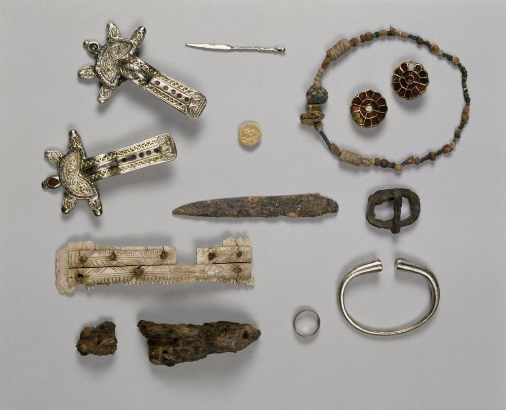 Trésors des collections - Musée d'archéologie nationale, Saint Germain en Laye (25)