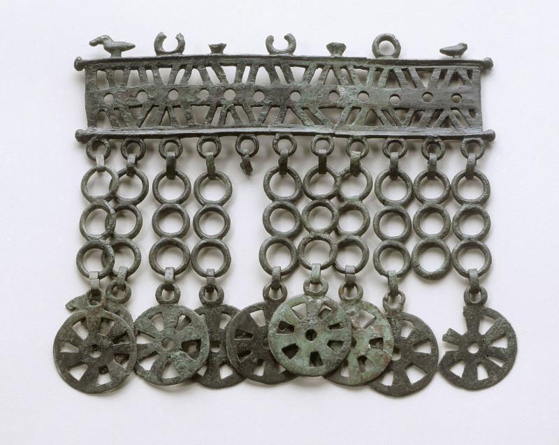 Trésors des collections - Musée d'archéologie nationale, Saint Germain en Laye (41)