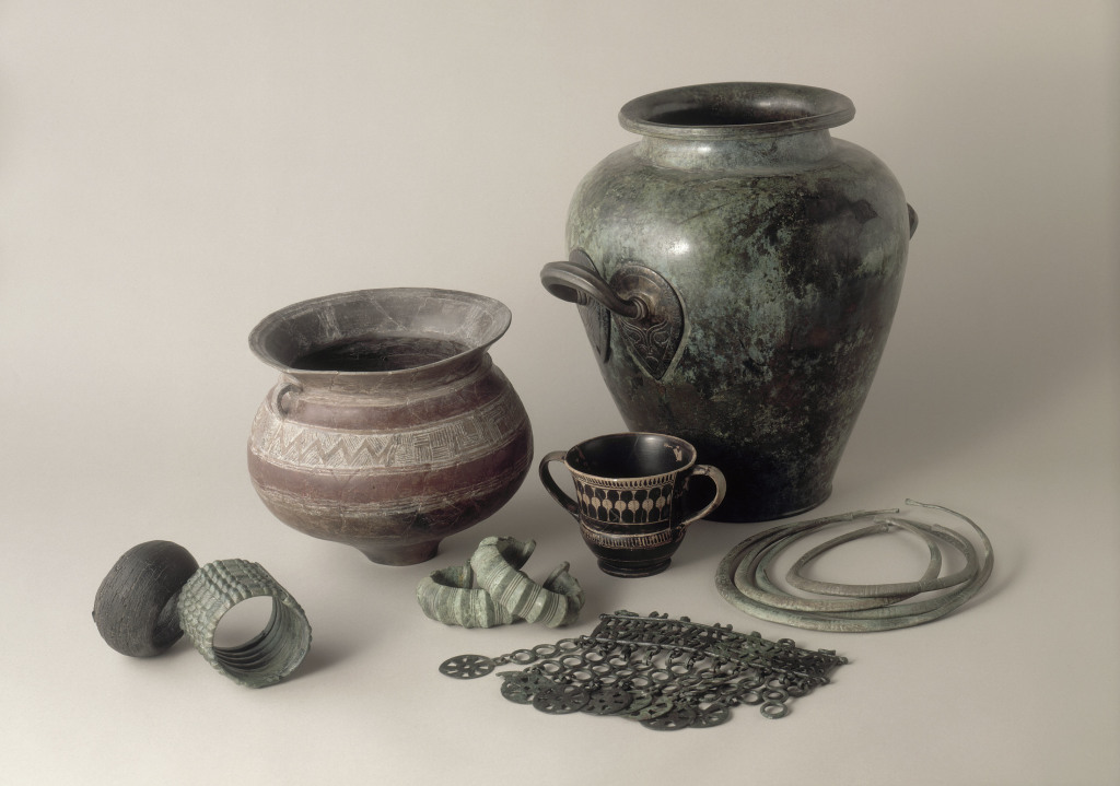 Trésors des collections - Musée d'archéologie nationale, Saint Germain en Laye (43)