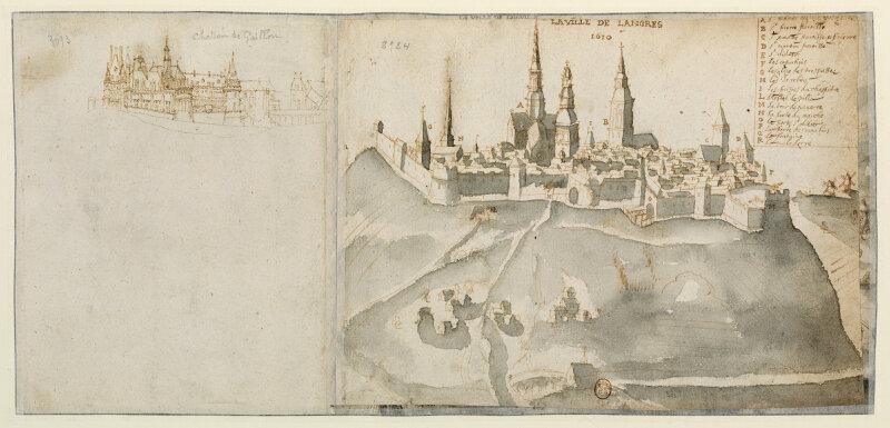 Ville de Langres, 1610