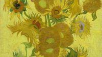 Vincent Van Gogh, Tournesols, 1889