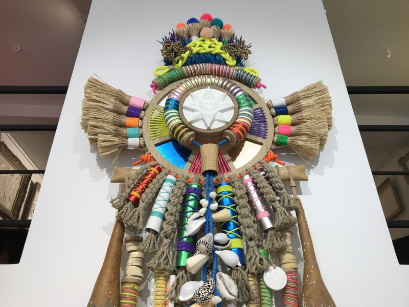 Vue de l'exposition Dolce Vita - Galeries du Carré Rive Gauche (10)