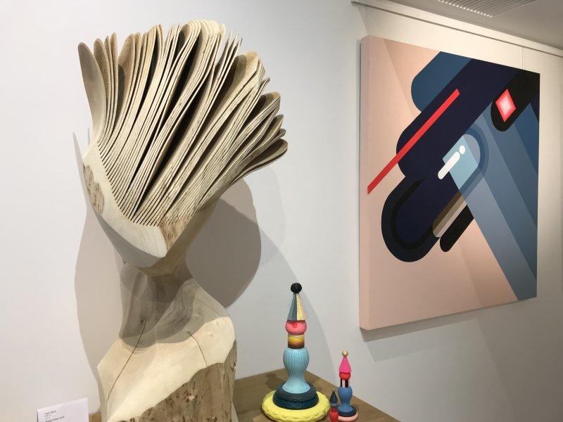Vue de l'exposition Dolce Vita - Galeries du Carré Rive Gauche (14)