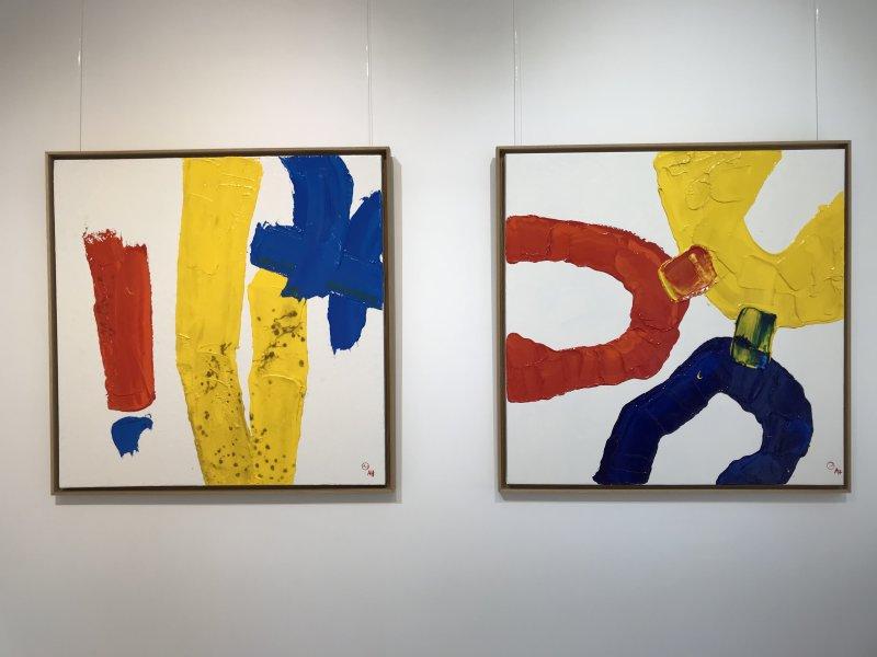 Vue de l'exposition Dolce Vita - Galeries du Carré Rive Gauche (2)