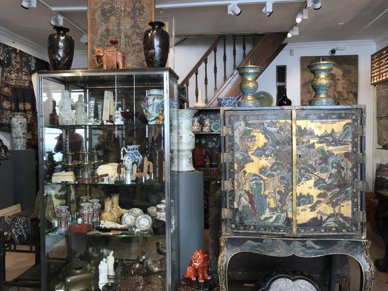 Vue de l'exposition Dolce Vita - Galeries du Carré Rive Gauche (26)