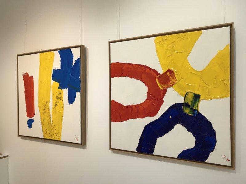 Vue de l'exposition Dolce Vita - Galeries du Carré Rive Gauche (3)