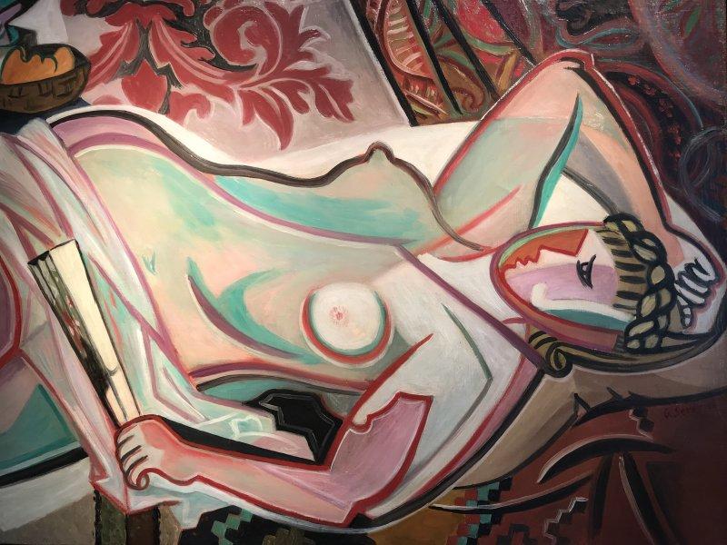 Vue de l'exposition Dolce Vita - Galeries du Carré Rive Gauche (38)