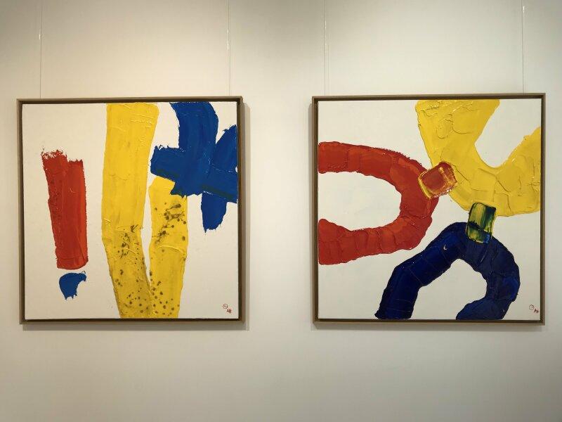 Vue de l'exposition Dolce Vita - Galeries du Carré Rive Gauche (4)