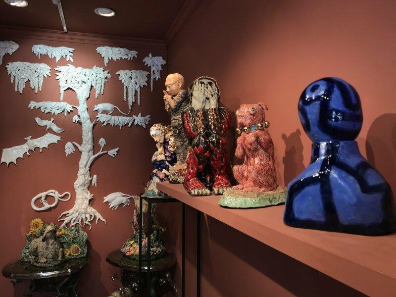 Vue de l'exposition Dolce Vita - Galeries du Carré Rive Gauche (45)