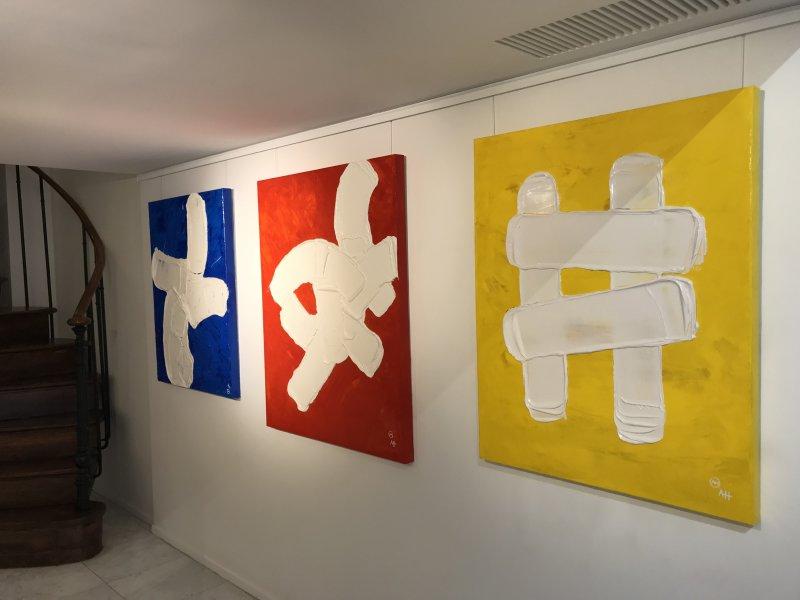 Vue de l'exposition Dolce Vita - Galeries du Carré Rive Gauche (7)