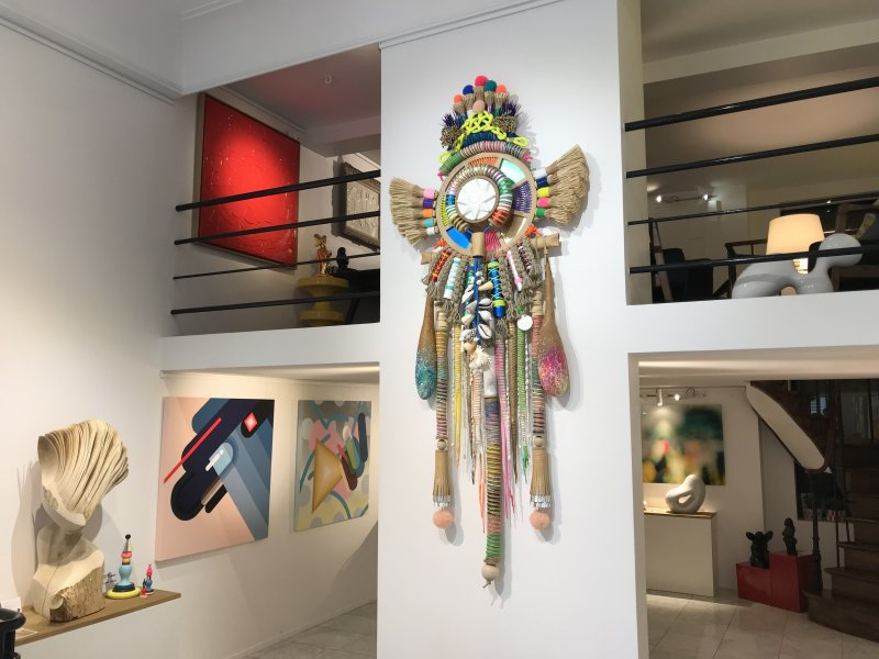 Vue de l'exposition Dolce Vita - Galeries du Carré Rive Gauche (9)
