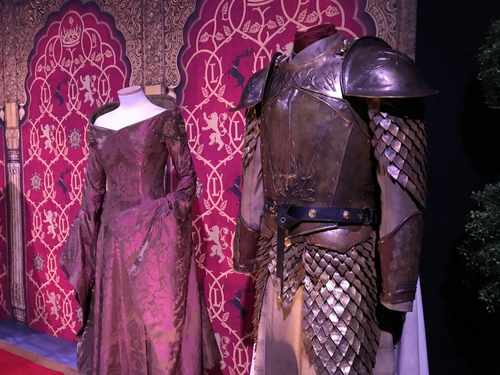 Vue de l'exposition Game of Thrones - Paris Expo Porte de Versailles (7)