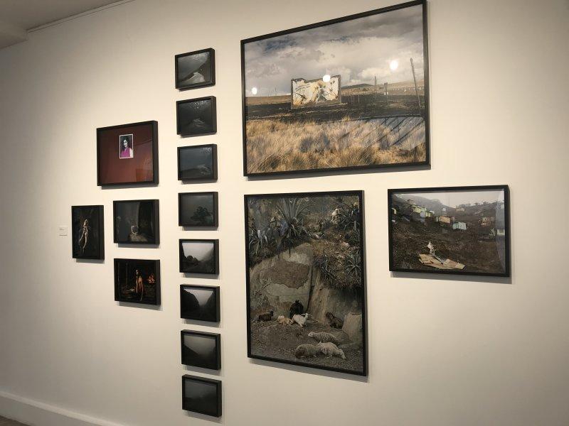 Vue de l'exposition Home, Seize photographes Magnum - Galerie Joseph (10)