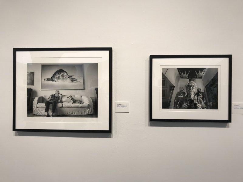 Vue de l'exposition Home, Seize photographes Magnum - Galerie Joseph (15)